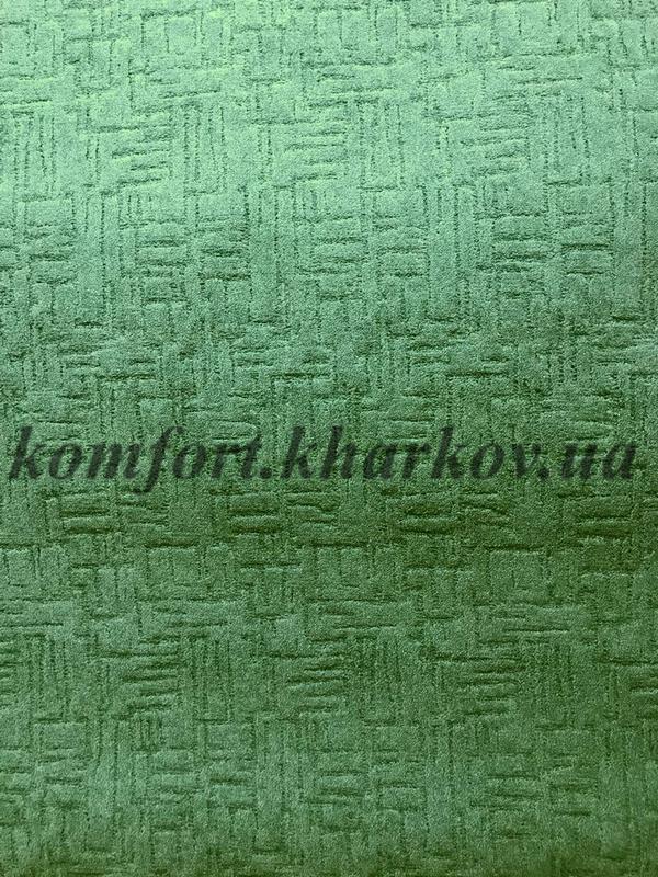 Ковровое покрытие, ковролин KASBAR 609 (B) зеленый