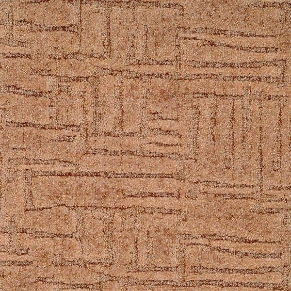 Ковровое покрытие, ковролин KASBAR 283 (B) коньяк