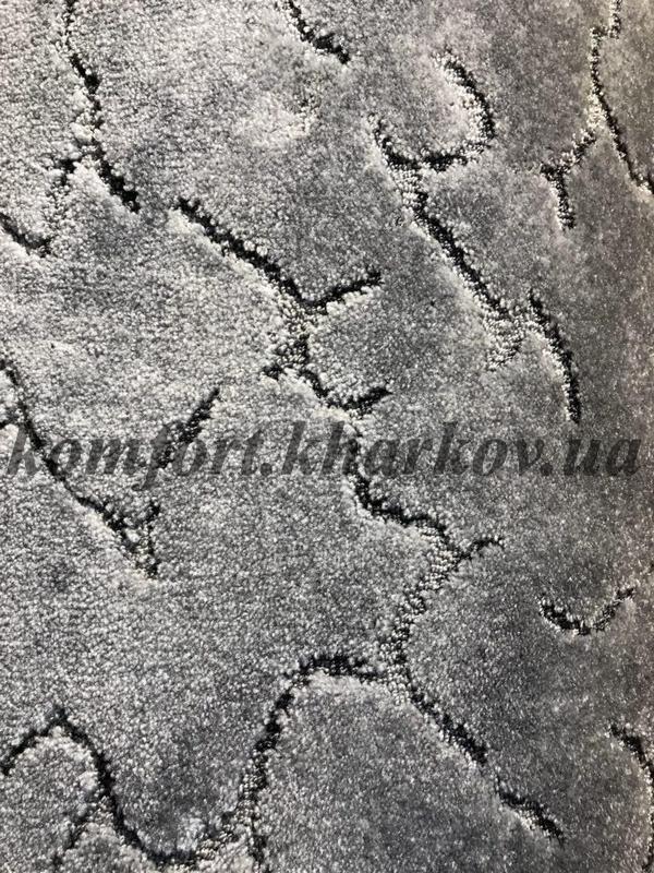 Ковровое покрытие, ковролин ONTARIO 965  (B) серый