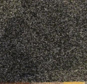 Ковровое покрытие, ковролин TOURAN NEW  965 черный