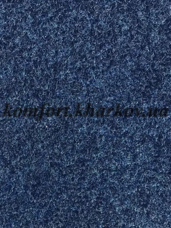Ковровое покрытие, ковролин TOURAN NEW  541 синий