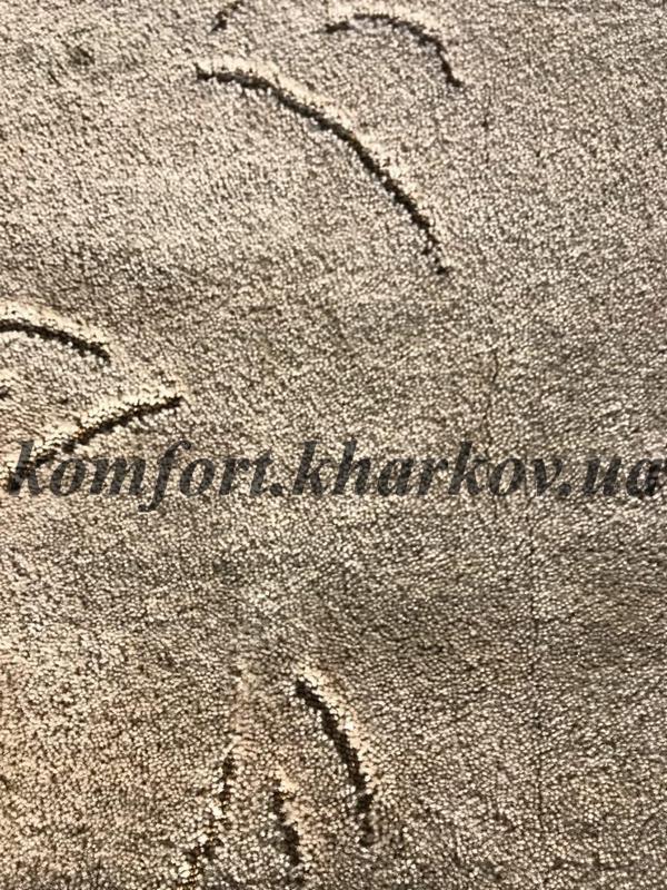 Ковровое покрытие, ковролин ZANZIBAR 106 (B) бежевый