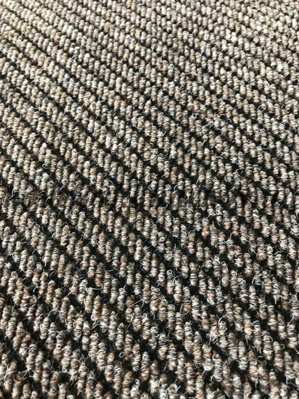 Ковровое покрытие CENTAUR 17 св,коричневый