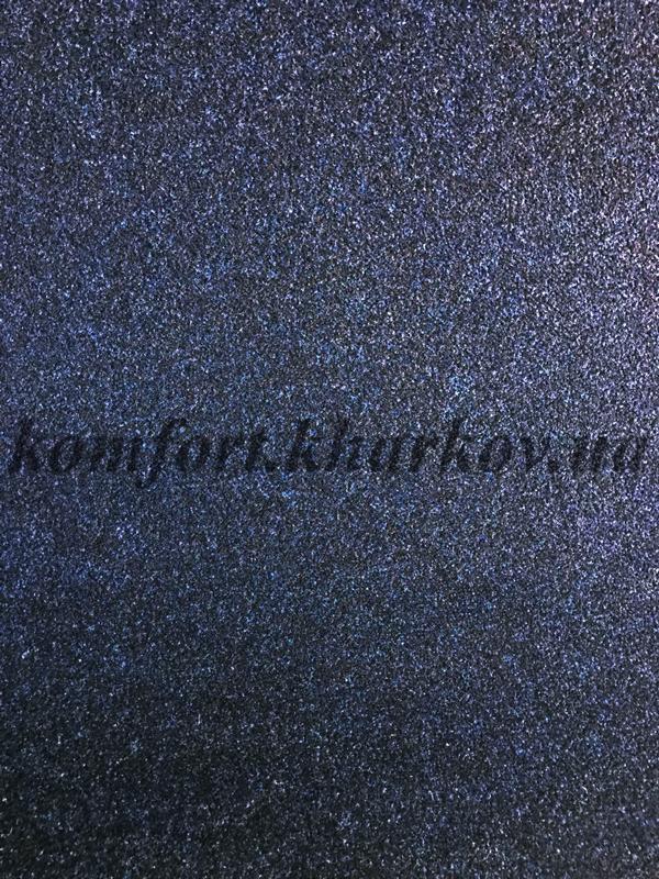 Ковровое покрытие, ковролин FLAIR 30 синий