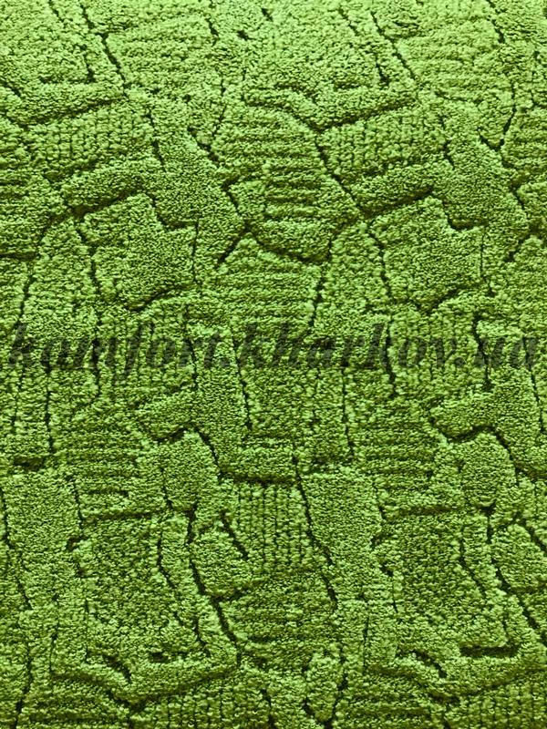 Ковровое покрытие, ковролин MESSINA  22 (B) зеленый