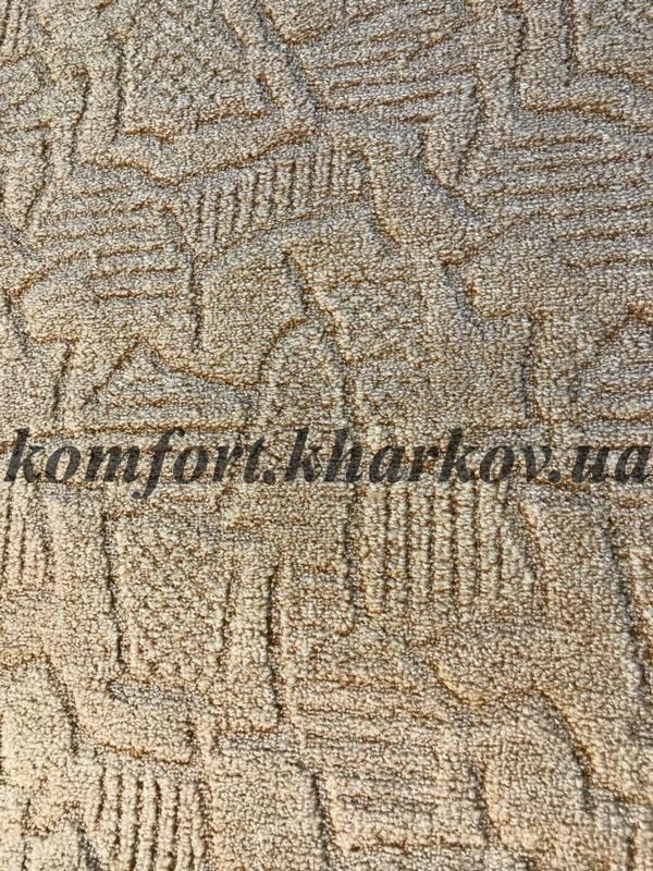Ковровое покрытие, ковролин MESSINA 53 (B)золотистый
