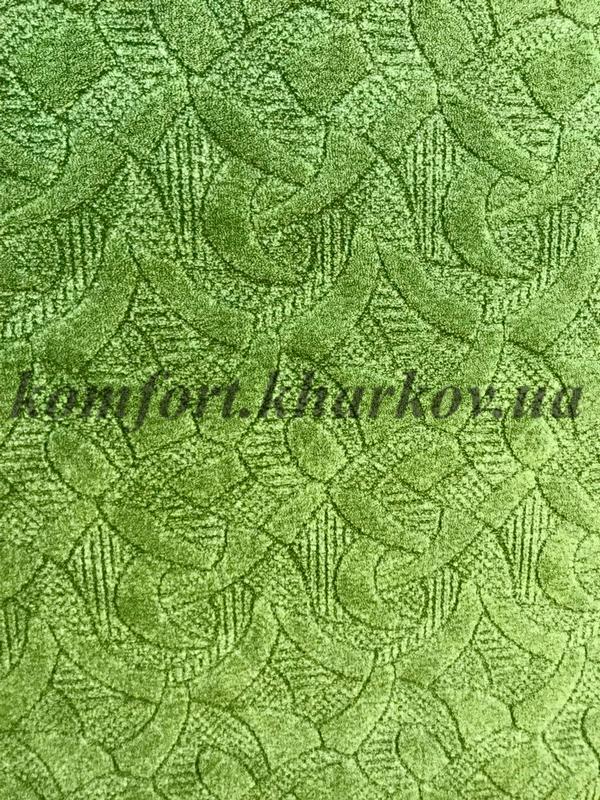 Ковровое покрытие, ковролин SANTA FE 22 (B) зеленый