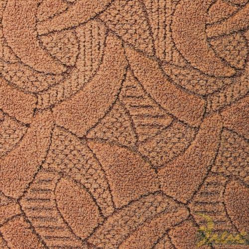 Ковровое покрытие, ковролин SANTA FE 44 (B) коричневый