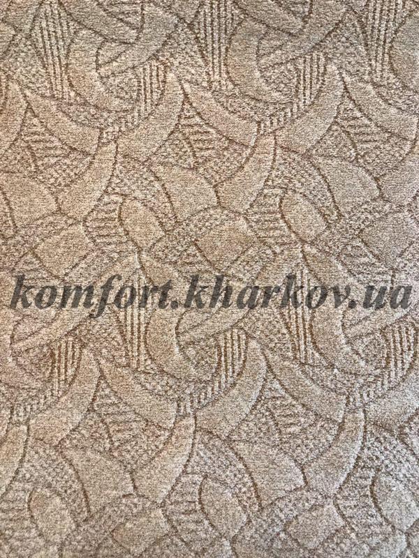 Ковровое покрытие, ковролин SANTANA 53 (B) золотистый