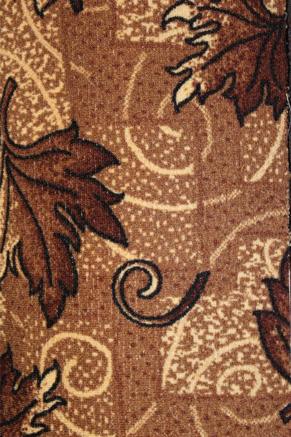 Ковровое покрытие, ковролин SVOBODA 41 (B)коричневый