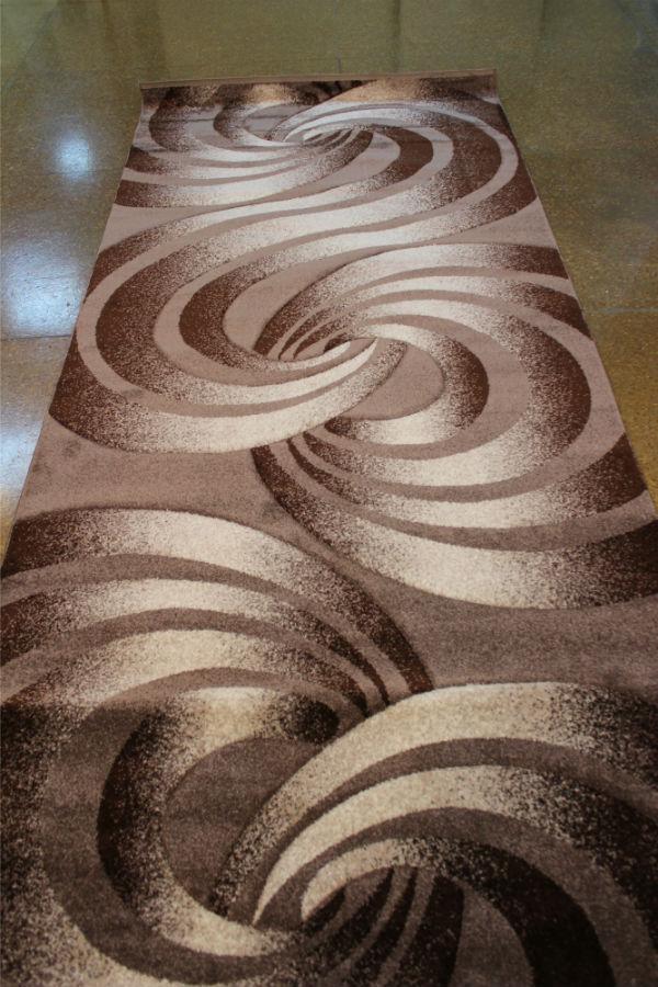 Ковровое покрытие, ковролин POLO 6645B BEJ\S,KAHVE