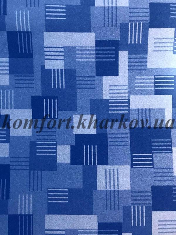 Ковровое покрытие, ковролин TRITON 74 (B)  синий