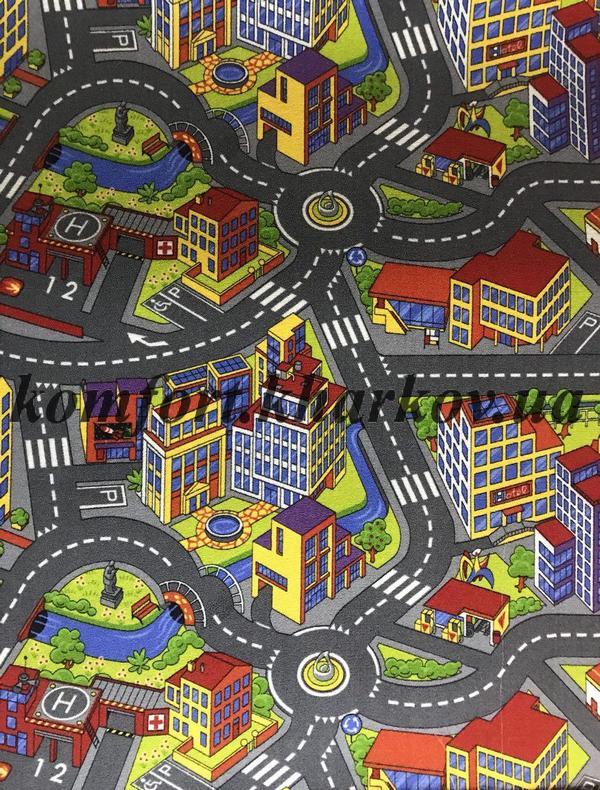 Ковровое покрытие, ковролин SMART CITY  97 (B)