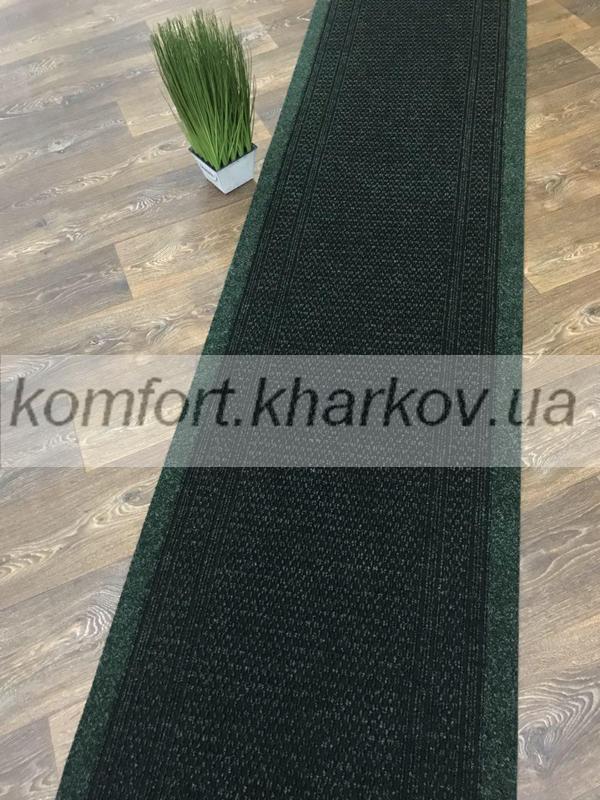 Дорожка ковровая AZTEC 29 зелёный
