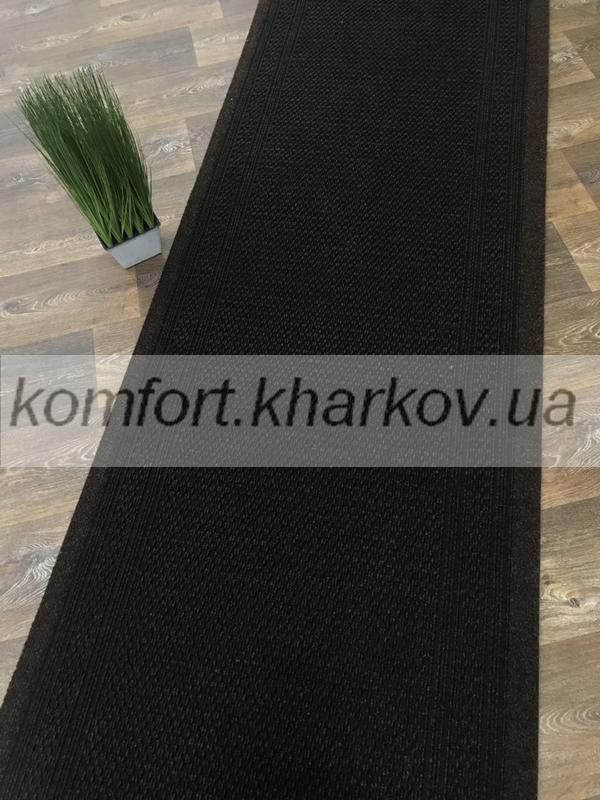 Дорожка ковровая AZTEC 83 тёмно коричневый