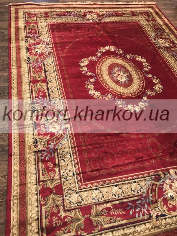 Ковер KASHMIR 12825 RED