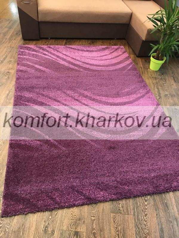 Ковер WELLNESS 4179 plum