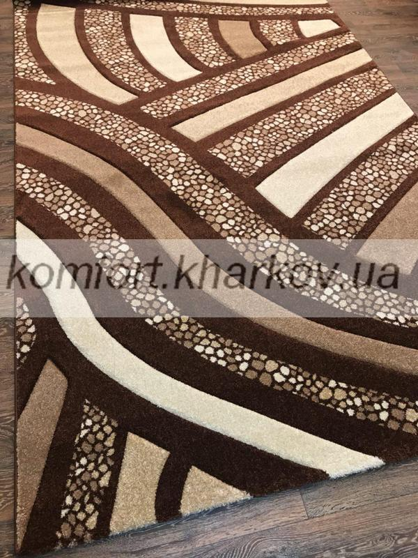 Ковер FIRUSE LUX-4393A\BROWN