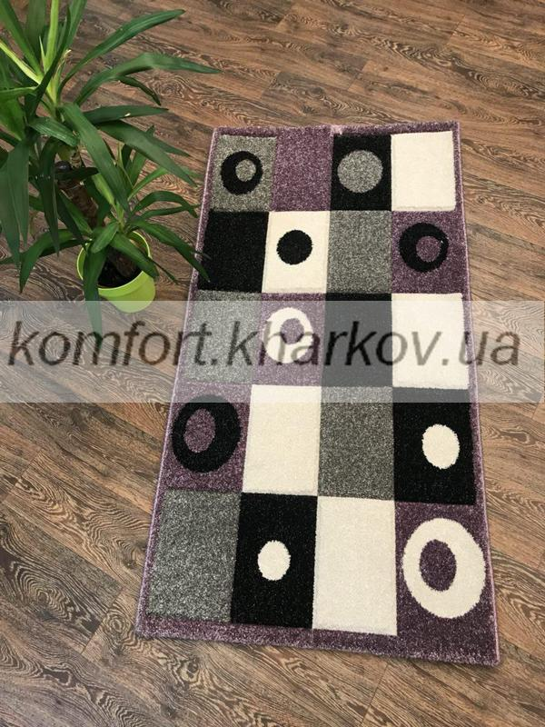 Ковер CANYON 57042 PURPLE