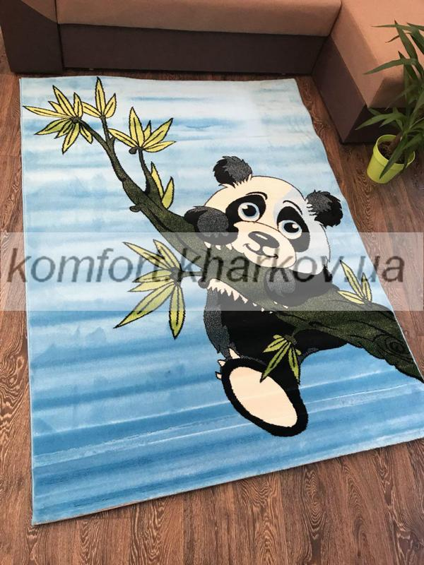 Ковер KIDS COLLECTION-C721A\BLUE панда