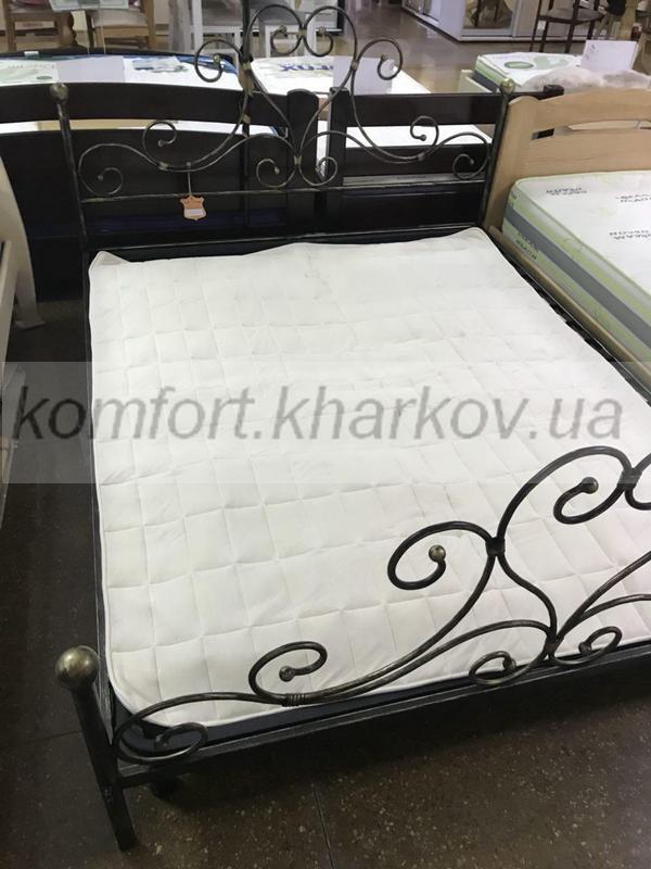 Кровать кованная Венеция 160*200