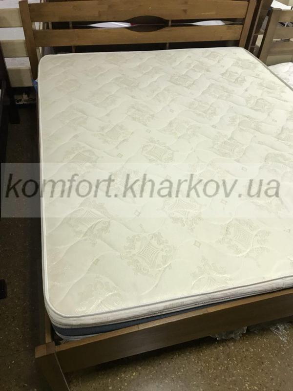 Кровать Лика Люкс N 160*200 орех