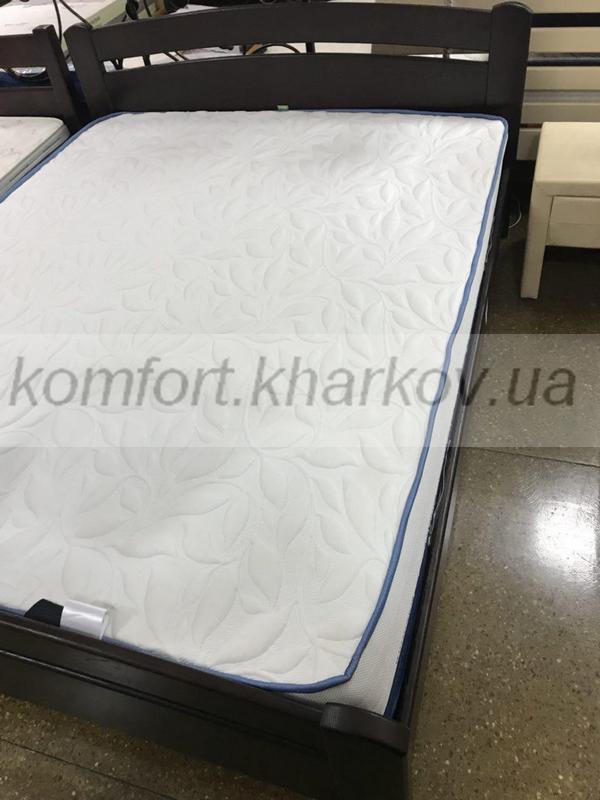 Кровать Марта 160x200 ясень орех