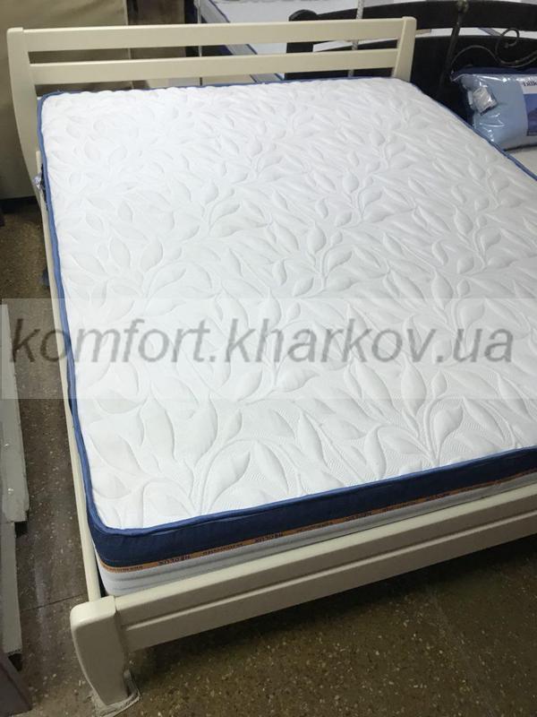 Кровать Виктория 160x200 ольха