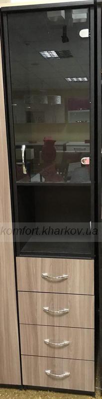 Шкаф ШК 14 стекла
