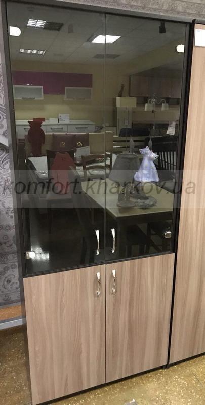 Шкаф ШК 2 стекла