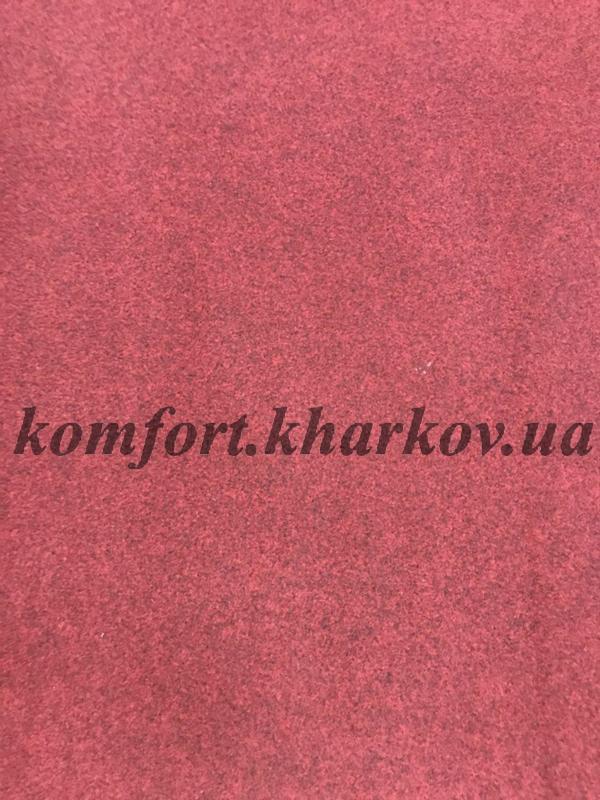 Ковровое покрытие, ковролин CHEVY 3353 красный