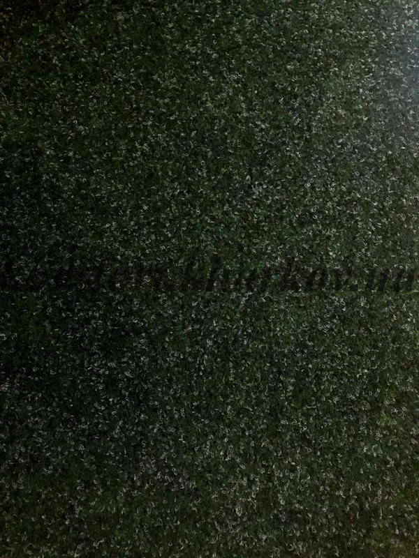 Ковровое покрытие CHEVY 6651 зеленый