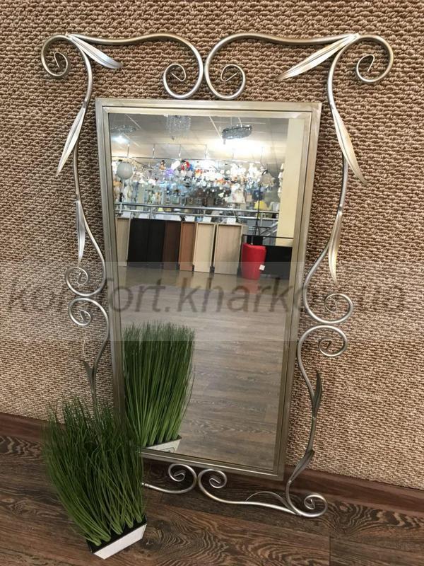 Зеркало  Улитка L 100/60