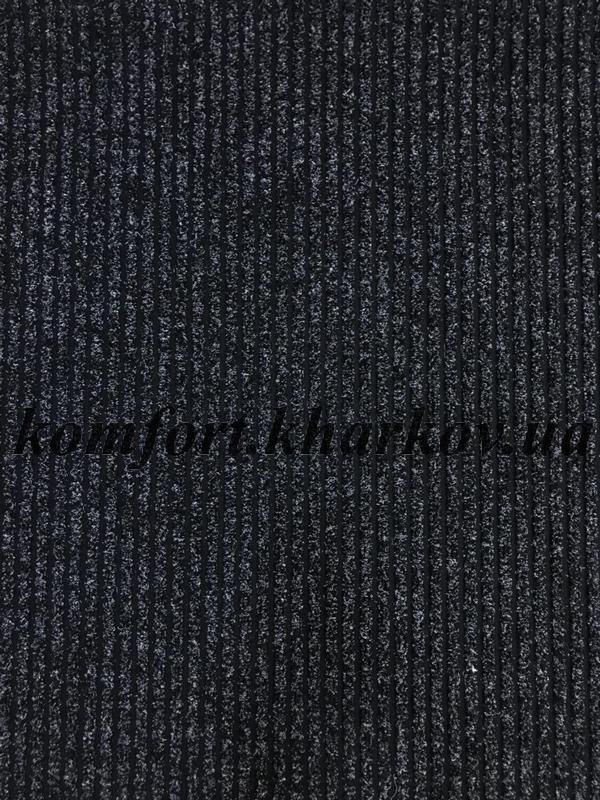 Ковровое покрытие, ковролин SHEFFIELD 50 черный