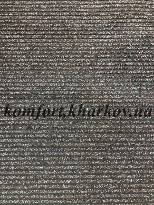 Ковровое покрытие, ковролин SHEFFIELD 80 коричневый