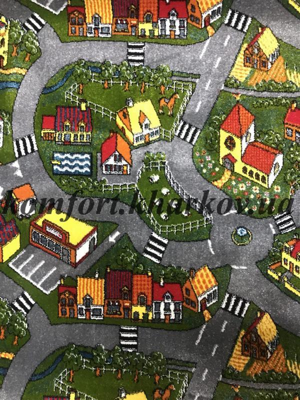 Ковровое покрытие, ковролин KOLIBRI 11045 130