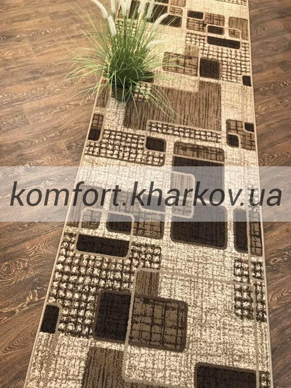Дорожка ковровая LUNA 1801 12