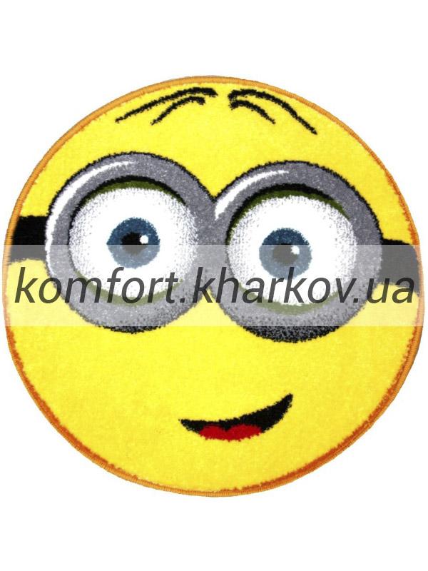 Ковер KOLIBRI 11086/150 круг