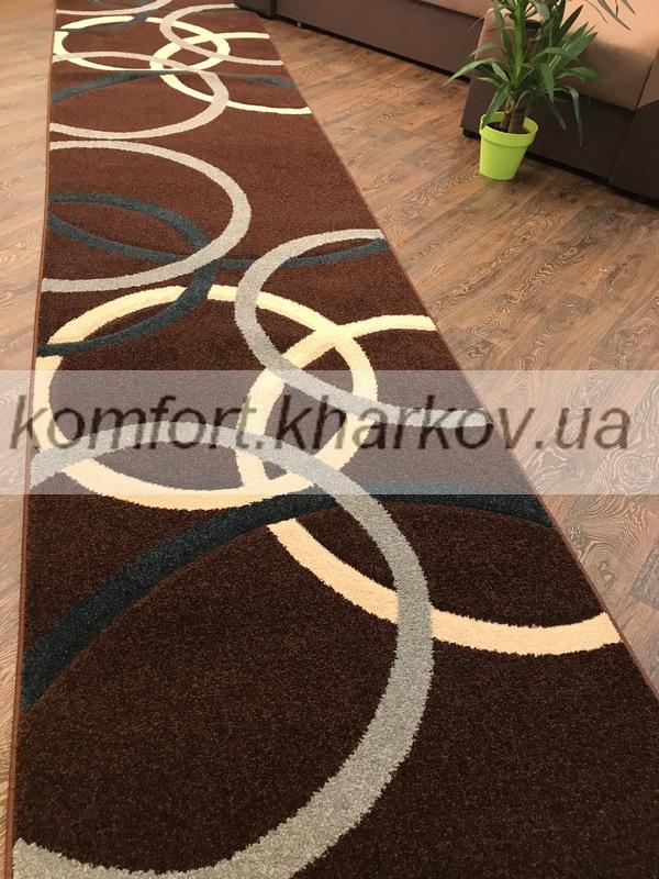 Дорожка ковровая VIOLA 860 O55-N
