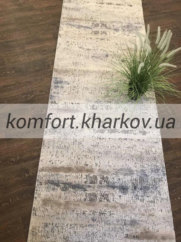Дорожка ковровая INVISTA S177B BONE/BONE