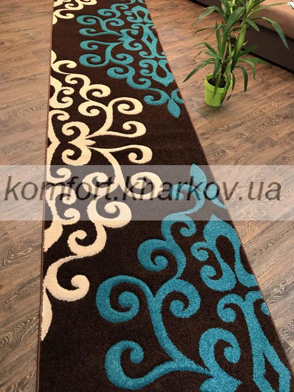Дорожка ковровая VIOLA 2366 O55-K