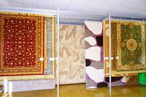 Магазин ковров в Харькове