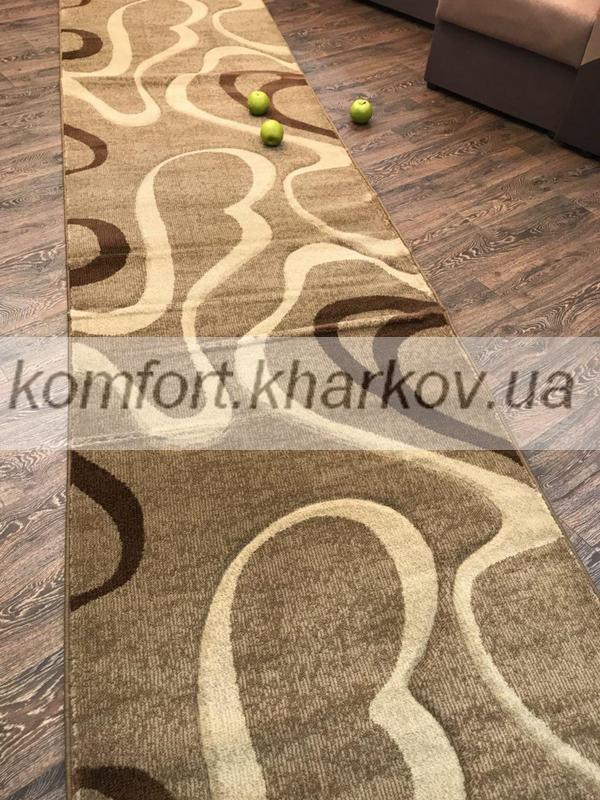Дорожка ковровая WEAVE LINE 8227 R84-D
