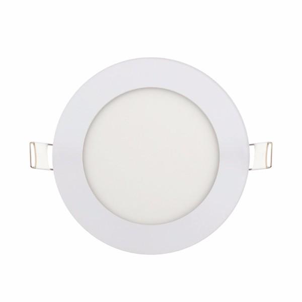 Светодиодный светильник врезной Slim-6 6W 6400К