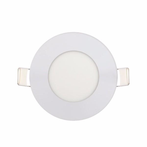 Светодиодный светильник врезной Slim-3 3W 6400K