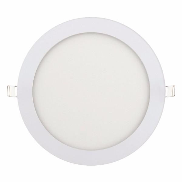Светодиодный светильник врезной Slim-18 18W 6400K