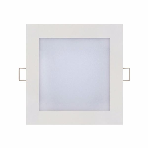 Светодиодный светильник врезной Slim/Sq-9 9W 6400K