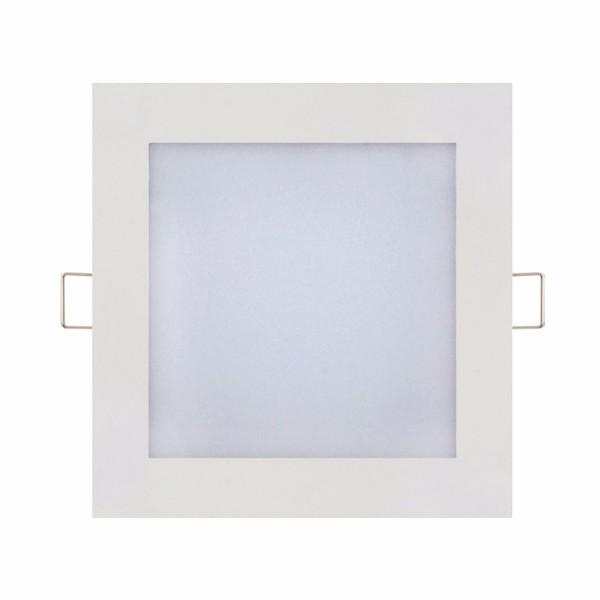Светодиодный светильник врезной Slim/Sq-12 12W 6400К