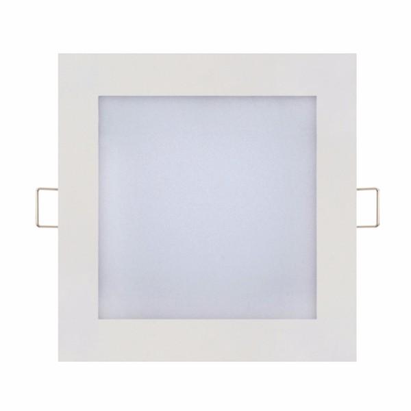 Светодиодный светильник врезной Slim/Sq-15 15W  6400K