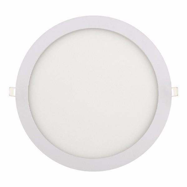 Светодиодный светильник врезной Slim-24  24W 4200К
